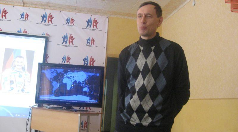 Радиосвязь с МКС 2 марта 2014 года