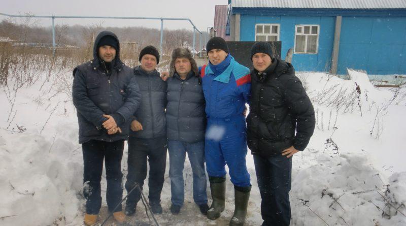Полевой день Зима-2015